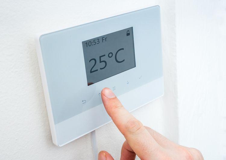 Štandardný drôtový termostat