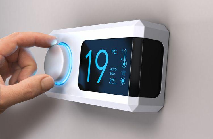 Ako vybrať izbový termostat?