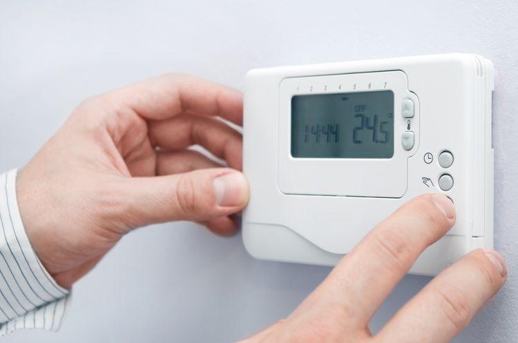 Odolnosť termostatu