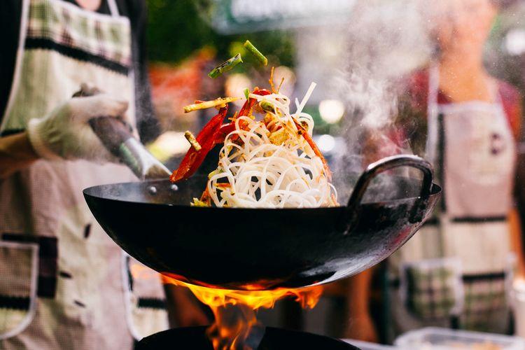 Ako vybrať wok panvicu?