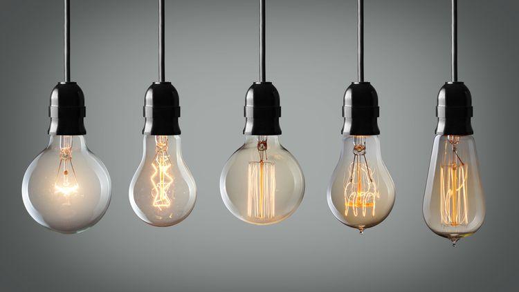 Svietivosť klasických žiaroviek
