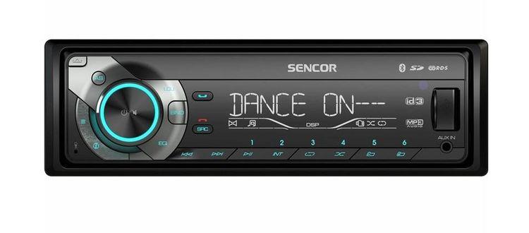 Sencor SCT 5051BMR recenzia