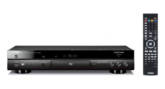 Blu-ray prehrávač Yamaha BD-A1060 príslušenstvo