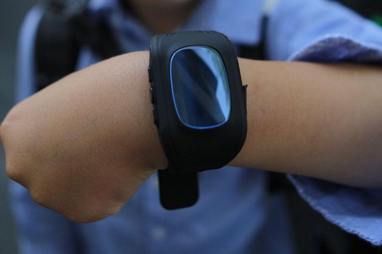 Detské smart hodinky s GPS lokátorom