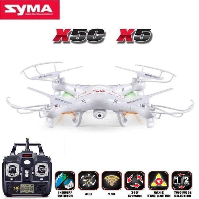 Dron Syma X5C parametre