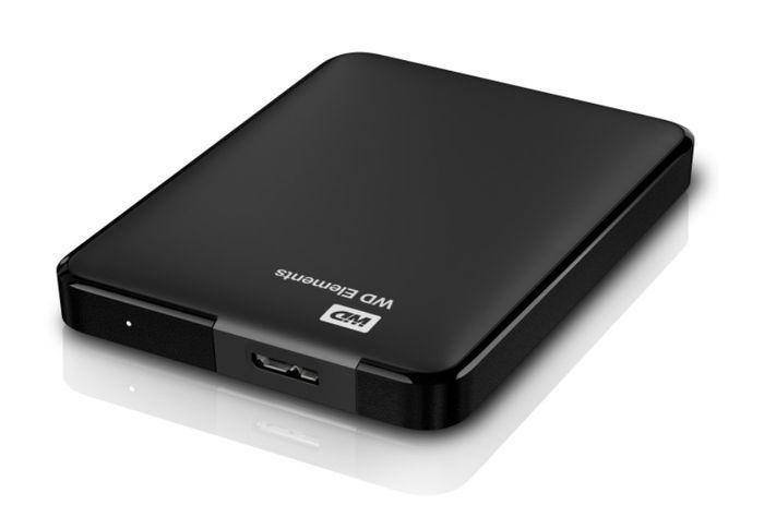 Externý harddisk Western Digital Elements Portable 2TB