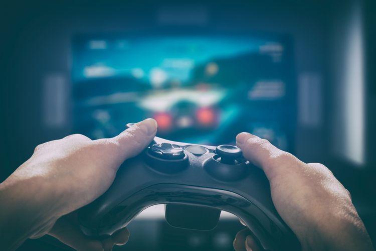 Gamepad na Xbox s operačným systémom Windows