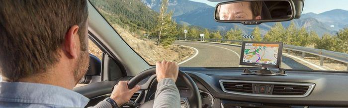 GPS navigácia do auta Garmin Drive 5S Europe 45