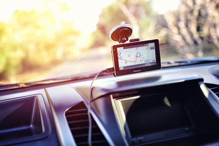 GPS navigácia do auta