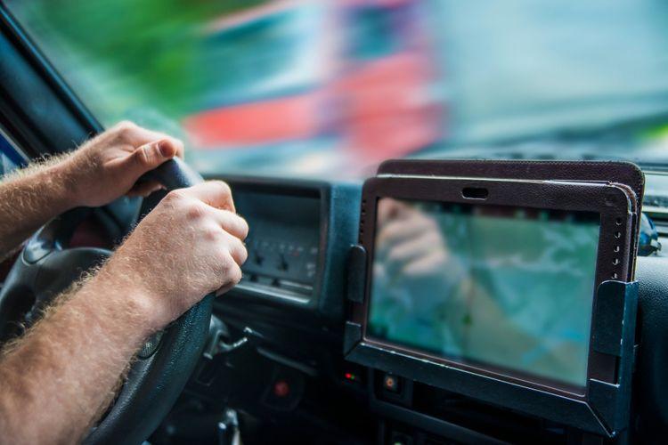 GPS navigácia v kamióne