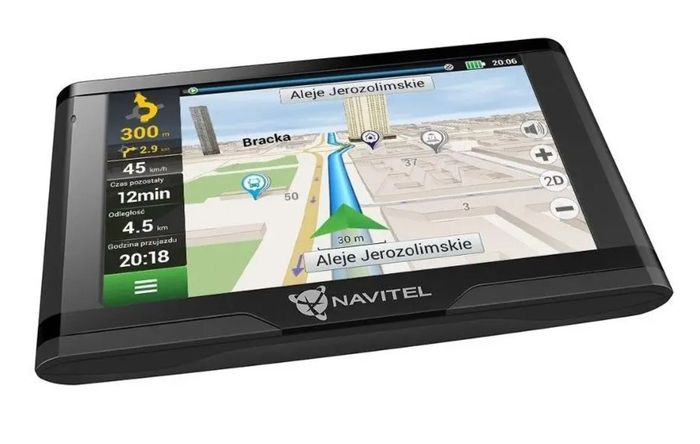 GPS navigácia do auta Navitel E500 Magnetic