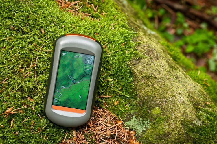 Turistická GPS navigácia