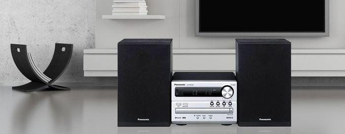 Mikro hifi systém Panasonic SC-PM250EC