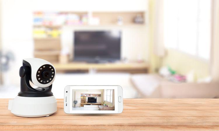 Rozlíšenie bezpečnostnej IP kamery