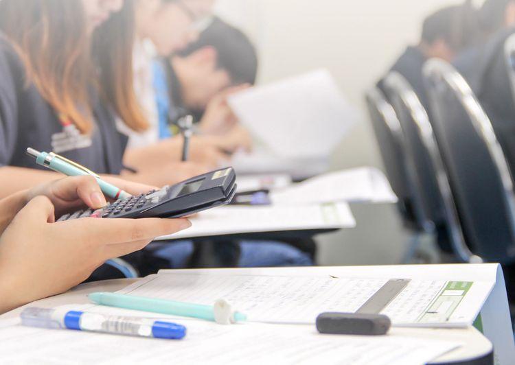 Kalkulačka vhodná do školy