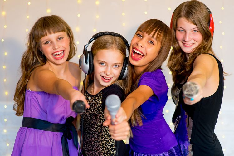 Karaoke pre deti