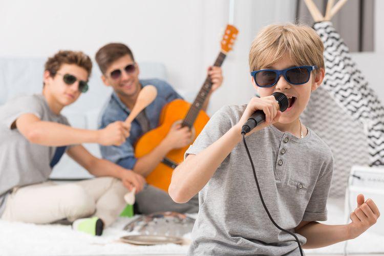 Karaoke set pre celú rodinu