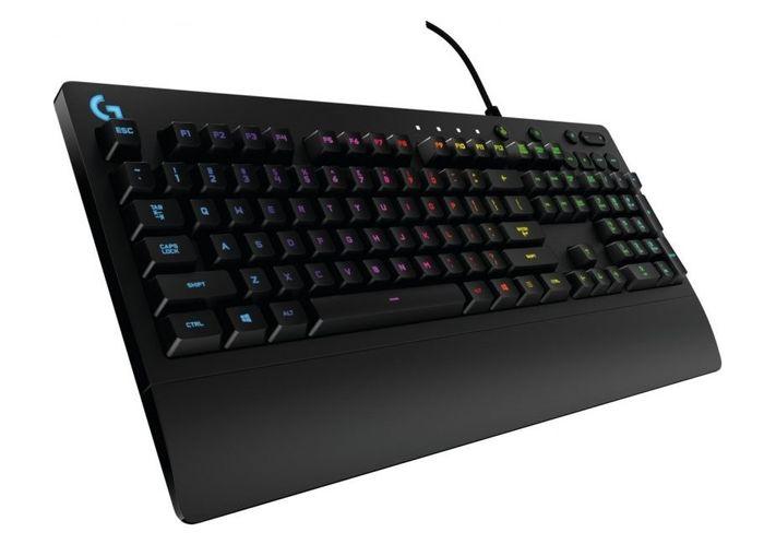 Logitech G213 Prodigy Gaming Keyboard 920-008093 recenzia