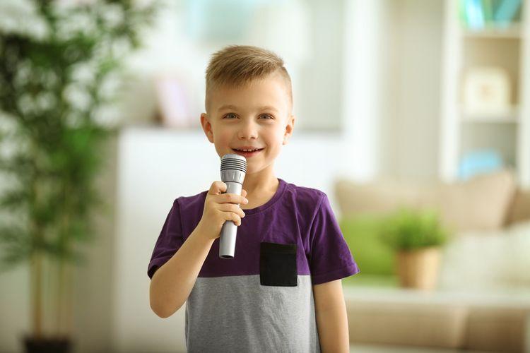 Detský mikrofón
