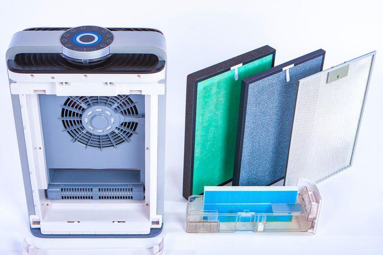 Filtre mobilnej klimatizácie
