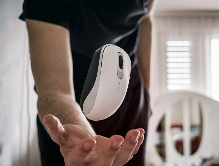 Bezdrôtová počítačová myš