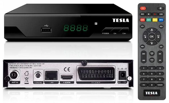 Set-top box Tesla TE-310