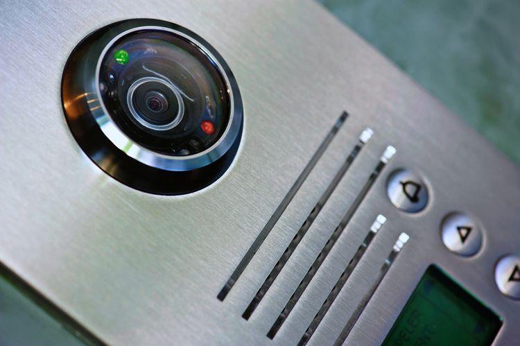 Nerezový wifi videovrátnik