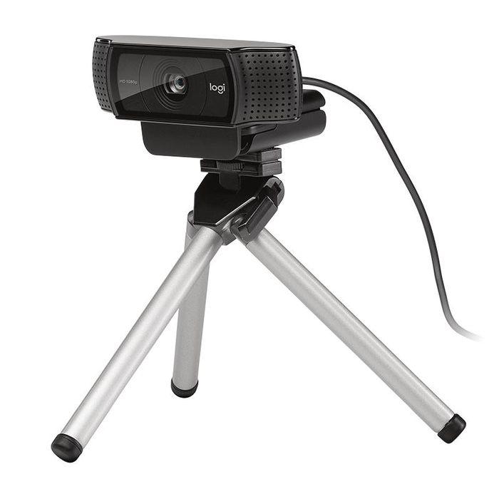 Webkamera so stojanom Logitech C920 HD Pro Webcam