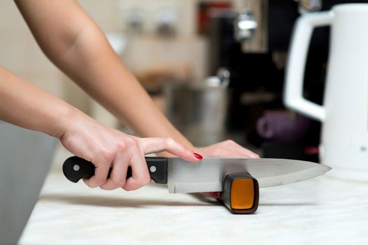 Ako vybrať brúsku na nože?