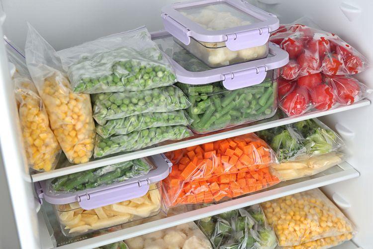 Akumulačná doba vám prezradí, ako dlho zostanú potraviny zmrazené po vypnutí elektrického prúdu.