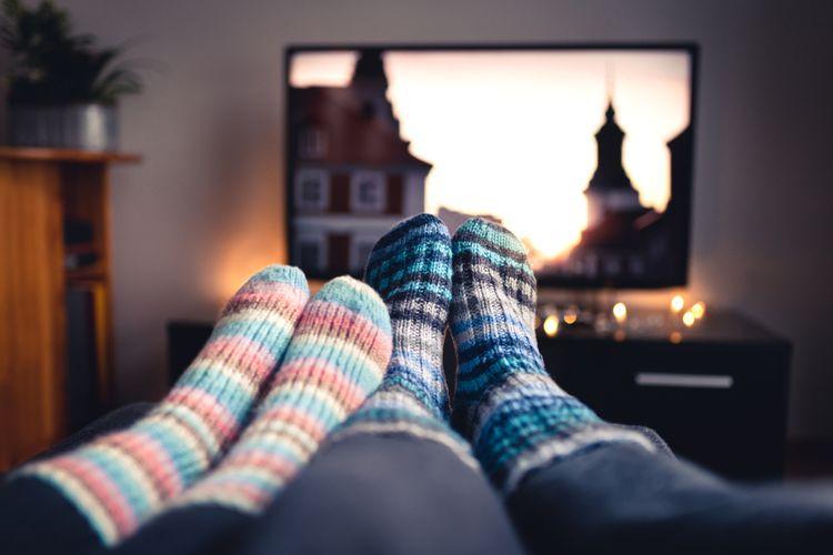 Philips TV spoznáte už z diaľky podľa typického podsvietenia.