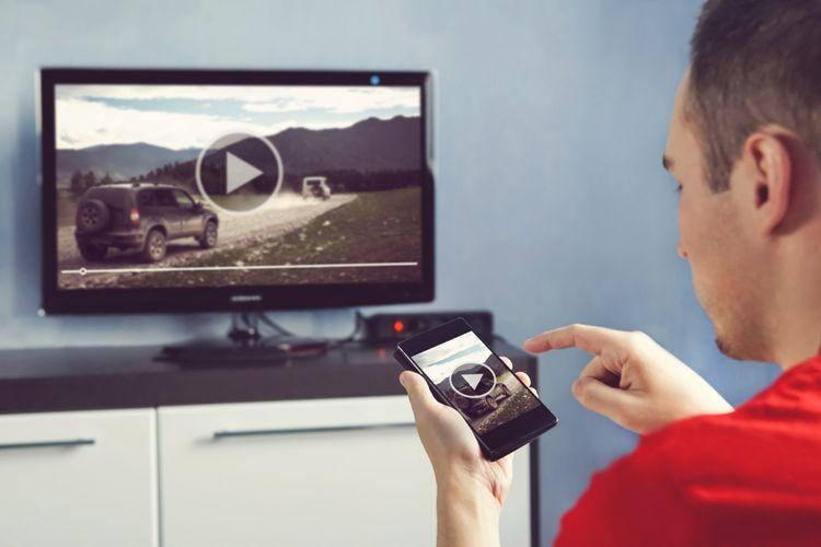 Smart TV umožňuje nahrávanie obľúbených programov
