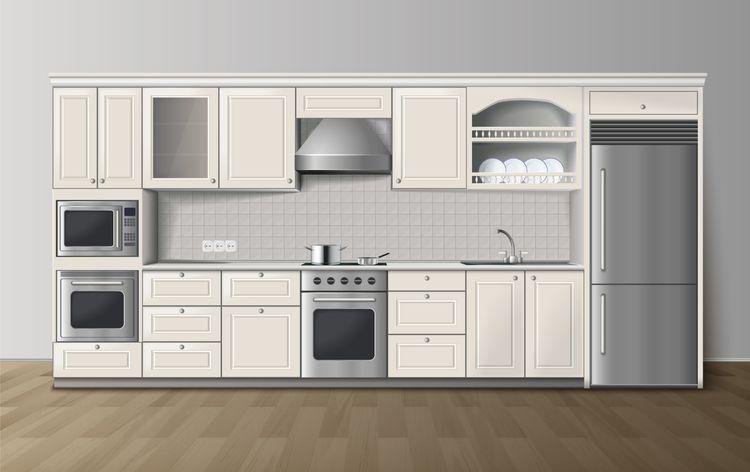 Chladnička je súčasťou každej kuchyne. Rozmýšľali ste už nad vstavaným variantom?
