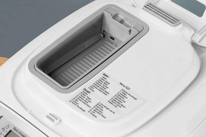 Panasonic SD-2511WXE dávkovač hrozienok