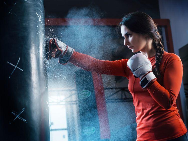 Boxerské rukavice na vrece – pytlovky