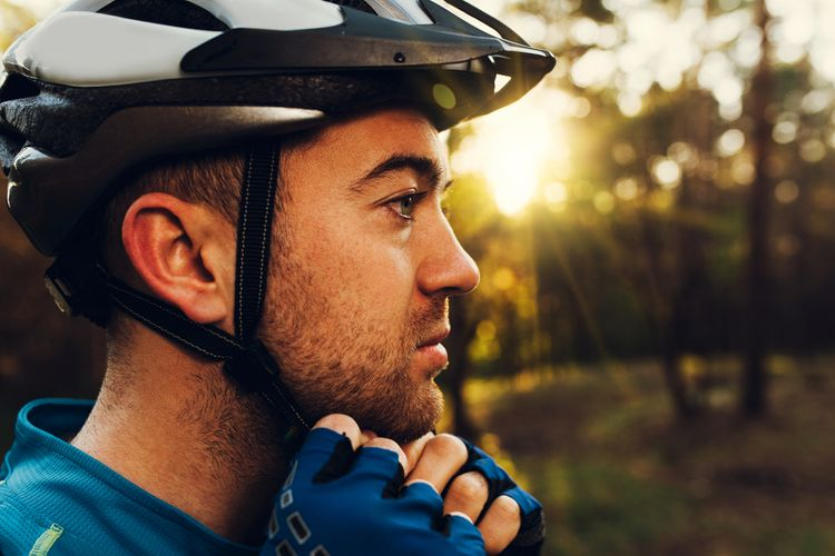 Cestná cyklistická prilba