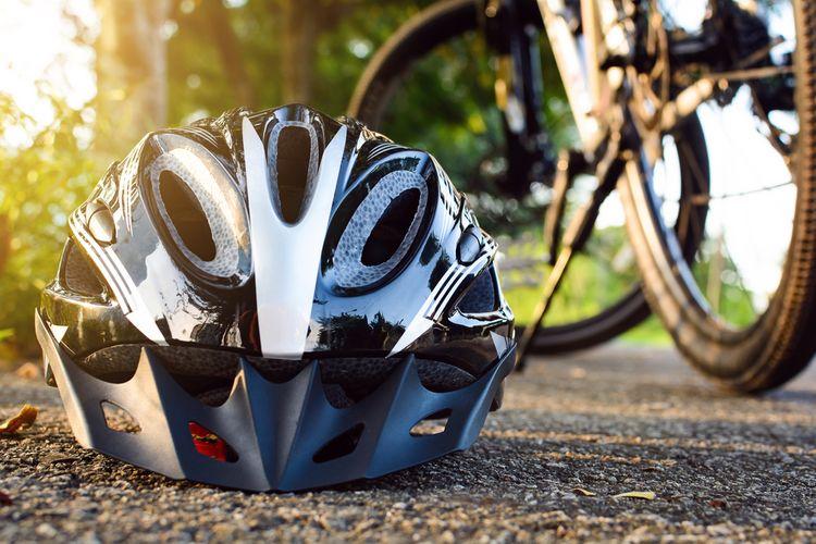 Ako vybrať prilbu ba bicykel