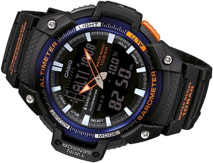 Smart hodinky Casio SGW 450H 2B