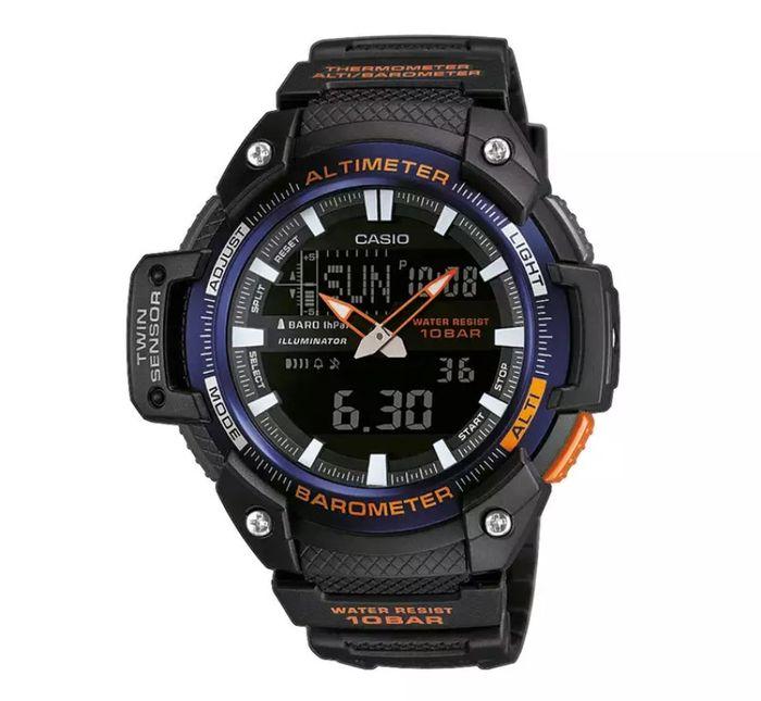 Casio SGW 450H 2B recenzia