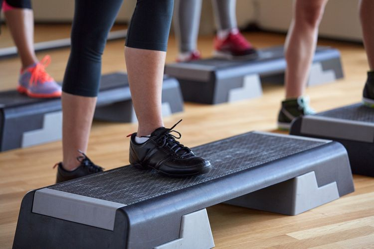 Fitness bedňa