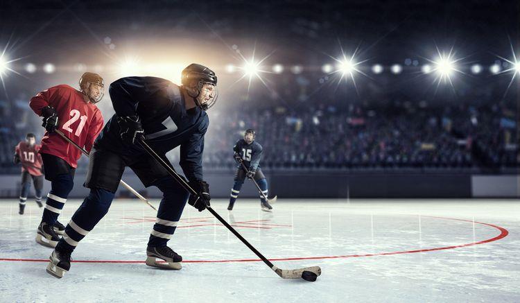Sklon hokejky