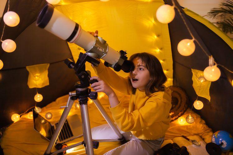 Ako používať teleskop/hvezdársky ďalekohľad