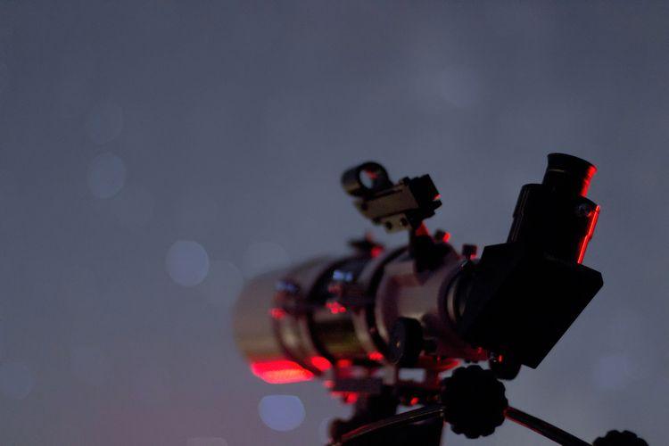 Šošovkový ďalekohľad – refraktor