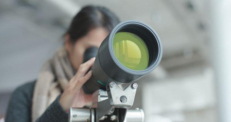 Teleskop na pozorovanie oblohy