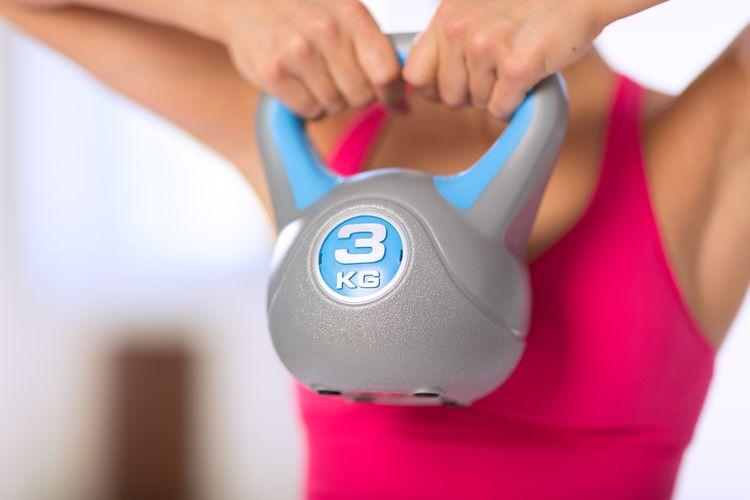 Výhody cvičenia s kettlebellom