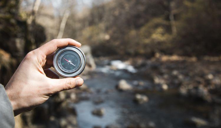Ako vybrať kompas?