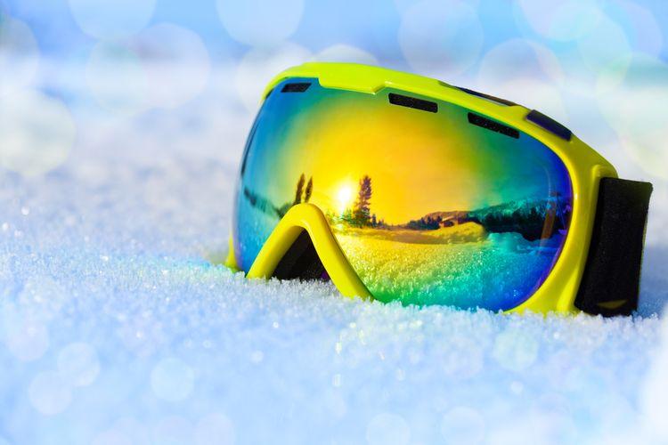 Priezory lyžiarskych okuliarov
