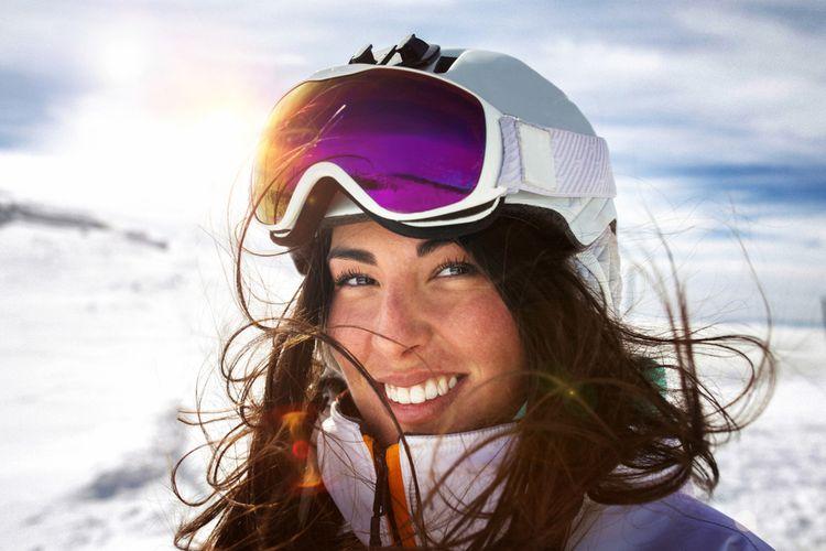Vhodné okuliare na lyžiarsky svah