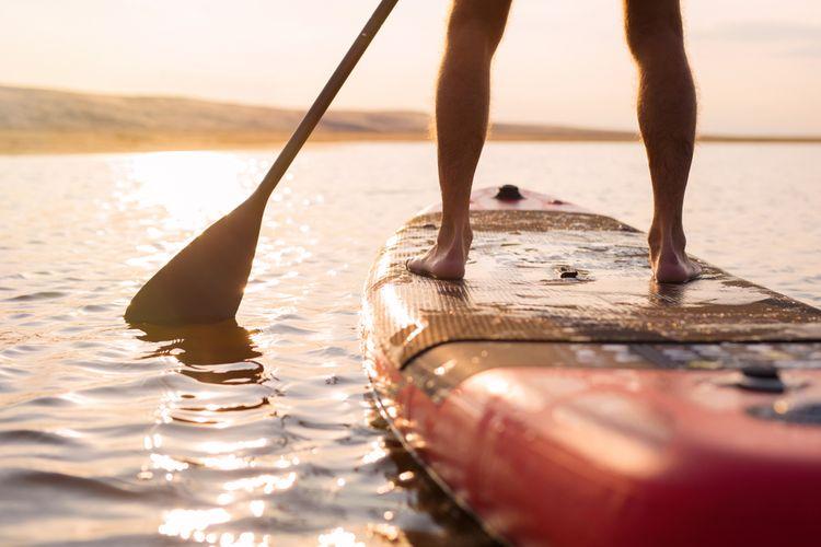 Ako vybrať paddleboard?