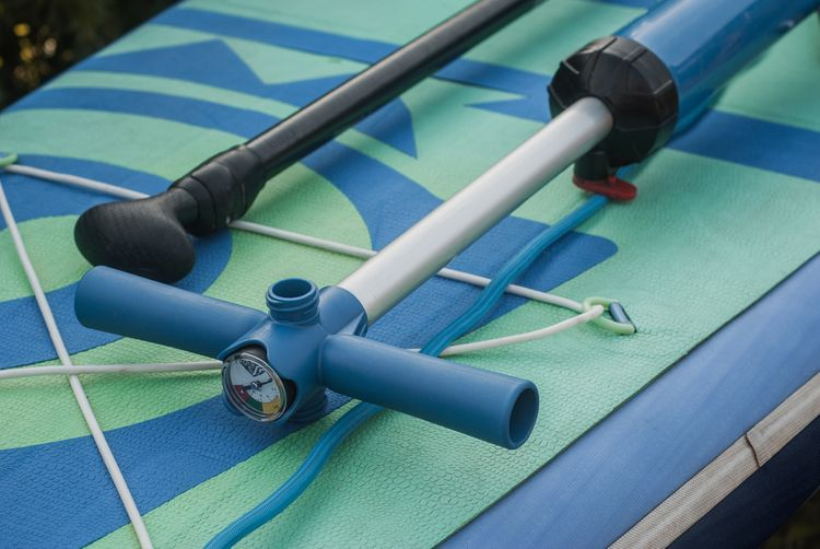 Ručná paddleboard pumpa